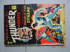 THUNDER Agents # 5    1966     Kane + Wood art    F
