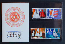 """GB 1975 Stamps """" SAILING """" Presentation PACK - Mint Stamps MNH"""