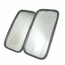 New Pair Outside Rear View Side Door Mirror 2 Units For Jcb 3DX