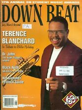 1994 Down Beat Magazine: Terence Blanchard/Dr. John/Black Note/Summer Festivals