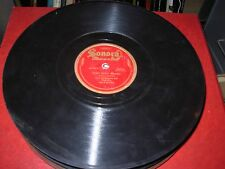ENRIC MADRIGUERA chiu / i'm living from kiss to kiss ( jazz ) 78 rpm sonora