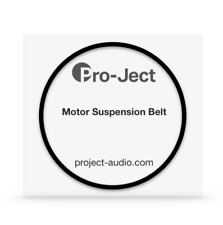 Pro-Ject Turntable Motor Suspension Belt