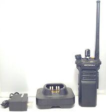 Motorola Apx 6000Xe 1.5 Vhf 136-174 Mhz P25 Tdma Digital Radio H98Kgd9Pw5An