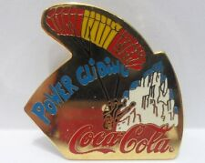 Coca-Cola - POWER GLIDINO (PARACATUDISMO) - PINS attacco bottone a innesto-199