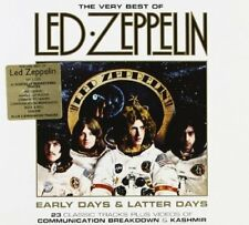 Very Best Of The - Early Days/latter Days 0075678361951 CD