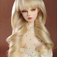 "Dollmore 1/3 BJD Dollfie SD wig (8-9)""  Suares nares Wig (Blond)"
