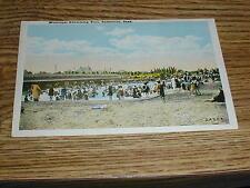 Municipal Swimming Pool Saskatoon Saskatchewan Postcard