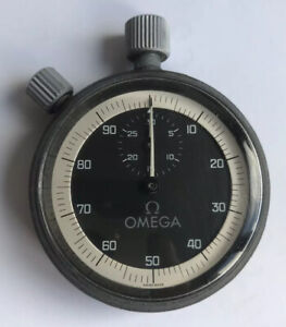 Omega Military Stop watch Stoppuhr Kaliber 9300 A