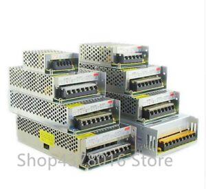 AC 110V-220V TO DC 5V 12V 24V 1A 2A 3A 5A 10A 15A 20A 30A 50A Switch Power