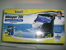 Tetra Whisper in Tank Filter 20i With BioScrubber up to 20 Gallon Filtration