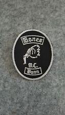 Bones Mc Bonn Patch Aufnäher