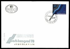Yugoslavia Stamps Cover