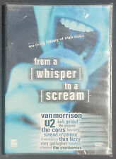 From a Whisper to a Scream: The Living History of Irish Rock (DVD, 2001) NEW