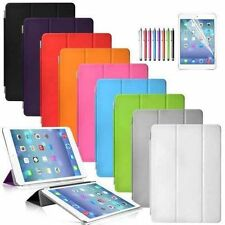 SMART COVER CUSTODIA MAGNETICA + BACK CASE PER IPAD MINI 2 PELLICOLA PENNINO