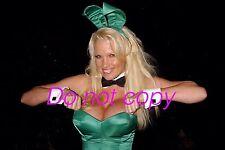 Tina Jordan Rare Playmate In Playboy Bunny Suit Must See 4 4x6