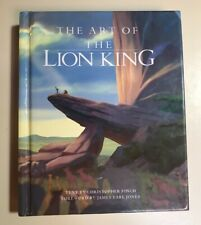 The Art of The Lion King (Disney Miniature Series) Finch, Christopher