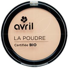 Avril Certified Organic Compact Powder porcelaine 7g