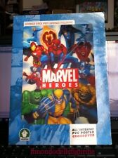 evado mancoliste figurine € 0,50  MARVEL HEROES Preziosi Collection 2005 lista