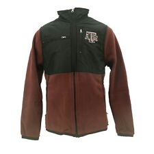 Texas A&M Aggies NCAA Kids Youth Size Full Zip Fleece Jacket New With Tags