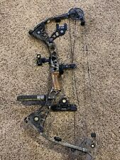 Mathews Drenalin Compound Bow RH 27.5 Draw 70 lbs Sight Arrow Rest Stabilizer