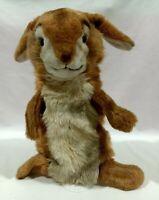 Steiff Bunny Rabbit Vintage Jolly Hase 3480/41 Hand Elbow Puppet Plush Germany