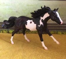 Breyer Classic Breyer Fund Day Rocky Road Black Overo Paint From 2006