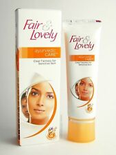 Fair And Lovely Ayurvedic Care - Fairness Cream Skin Face + Free Shipping