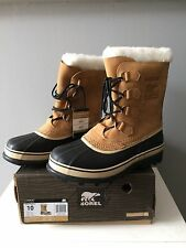 Sorel Men's Caribou Buff Boot 10 Men's US / EUR 43 NEUVE