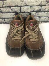 Ecco Walkathon Mens Brown Casual Walking Shoes Size 9 EU 42