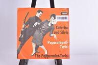 Caterina und Silvio - Popocatepetl-Twist, The Peppermint-Twist - DECCA - D19278