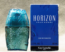 GUY LAROCHE HORIZON POUR HOMME FOR MEN 50ml 1.7FL.OZ. EDT SPLASH VINTAGE