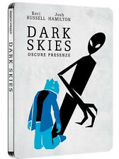 DARK SKIES - OSCURE PRESENZE  LTD STEELBOOK   DVD
