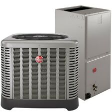 CENTRAL AIR  CONDITIONING COMPLETE TURN KEY  SYSTEM, RHEEM 14 SEER 5 TON