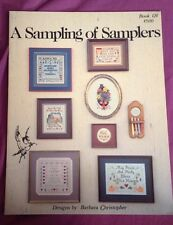 Samplers to Cross Stitch wedding Christmas Silent Night Sailing more