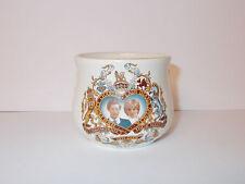 Lord Nelson Pottery Commemorative Pot Jar Trinket Dish Sugar Bowl - Lovely item