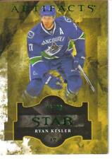 Ryan Kessler 11/12 UD Artifacts Star Emerald #123