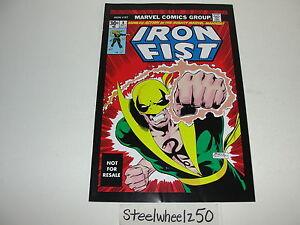 Iron Fist #8 Comic Marvel Legends Reprint 2005 Apocalypse Series 8 John Byrne
