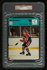 PSA 8 WAYNE GRETZKY 1979 Sportscaster Hockey #77-10 High Number Card ROOKIE