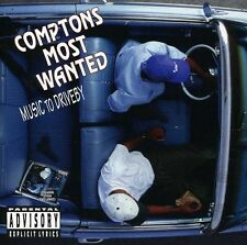Music To Drive By - Compton's Most Wanted (1992, CD NIEUW)