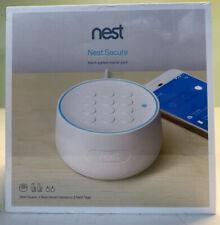 New ListingGoogle Nest Secure Alarm System Starter Pack Item #H1500Es. New, Sealed Box.