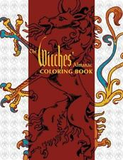 Witches' Almanac Coloring Book Wiccan Pagan Craft Library