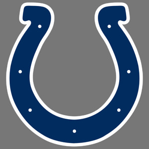 Indianapolis Colts NFL Car Truck Window Decal Sticker Football Laptop