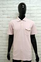 Polo Maglia CHAMPION Uomo Taglia XL Maglietta Camicia Shirt Man Manica Corta