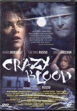 CRAZY BLOOD  - DVD (NUOVO-SIGILLATO)