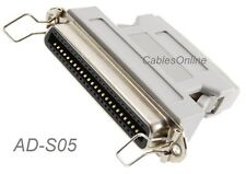 HPDB50 SCSI-2 Male to CN50 SCSI-1 Female Adapter, CablesOnline AD-S05