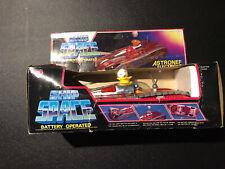 VINTAGE TIN SPACE SHIP ASTRONEF ELECTRIQUE IN BOX