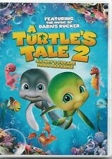 A Turtle's Tale 2: Sammy's Escape From Paradise (DVD, 2013)  New! ShipsFREE!