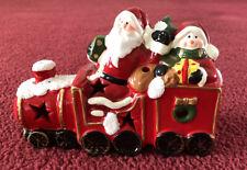 Christmas Ornamental LED Colour Changing Train