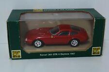 FERRARI 365 GTB/4 Daytona 1967 1:43 RIO R1 Box