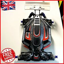 De-Racing Apri Serbatoio Pro per 1:8 Buggy Mugen Kyosho Associated DER-TP1-BLK